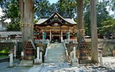 三峯神社拝殿正面 (002)